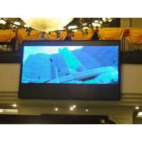 Wholesale HDTV / PAL  full color super slim  led screen p6 indoor 1/10 static scan with 16bit grey scale from china suppliers