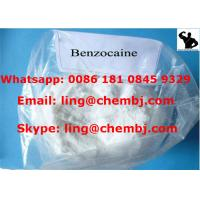 Buy cheap Pharmaceutical raw material High Purity Powder Benzocaine Anesthetic Powder Pain Killer from wholesalers