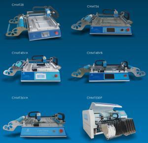 Wholesale Charmhigh Desktop SMT Pick and Place Machine 6 Models CHMT28 CHMT36 CHMT48VA CHMT48VB CHMT530P CHMT36VA from china suppliers