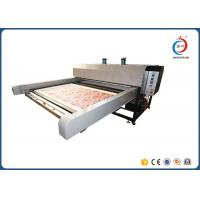 Wholesale Jersey Automatic High Pressure Heat Press Machine 0 - 30kg / cm2 from china suppliers
