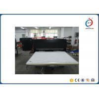 Wholesale Semi-automatic Pneumatic Double Station Large Format Heat Press Machine For Sportswear from china suppliers