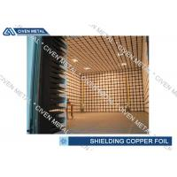 Wholesale EMI / EMC Copper Shielding Foil / CCL FPC thin copper sheet from china suppliers
