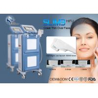 Wholesale High Intensity Focused Ultrasound Face Lifting Hifu Machine With 3 Imported Cartridge from china suppliers