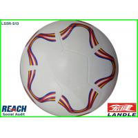 Wholesale Super Smooth Traditional 32 Panel Soccer Ball Size 5 For Stores / Supermarket from china suppliers