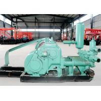 Wholesale Electric Gardner Denver Mud Pumps , Durable Reciprocating Piston Pump from china suppliers