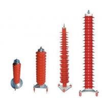 Wholesale 10-500kV Station Class Surge Arrester / Polymer Surge Arrestors IEC ANSI from china suppliers