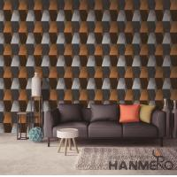 Buy cheap Interior Room Decor 3D Home Wallpaper PVC Wall Covering Popular Modern Style from wholesalers
