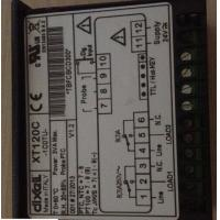 Quality Black 110 Volt - 230V Dixell Thermostatic Controller , Digital Temperature Controller XT120 for sale
