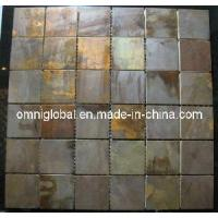 Wholesale Copper Mosaic (Size: 48x48mm) from china suppliers