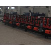 Wholesale High Strength Steel Plate C Z Purlin Roll Forming Machine Auto Changeable from china suppliers