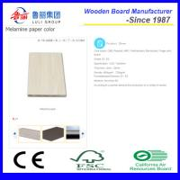Quality coated wooden board plywood surface melamine faced paper for sale