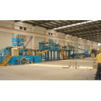 Wholesale Light Weight Aluminum Sheet Continuous PU/EPS Sandwich Panel Production Line With 3-6m/min from china suppliers