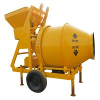 Wholesale China gasoline diesel 350L concrete mixer for sale with 10-14m3/h productivity (JZC350) from china suppliers