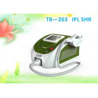 Buy cheap CE Approved Portable SHR IPL Hair Removal Facial Surgery Machine from wholesalers
