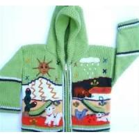 Wholesale Long sleeve kids boutique knitted sweater patterns,  knitting designs sweaters from china suppliers