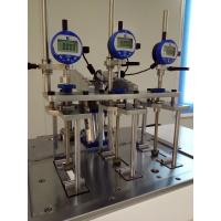 Quality Methyl Silicone Oil Plastic Testing Machine For Heat Deflection Temperature And for sale