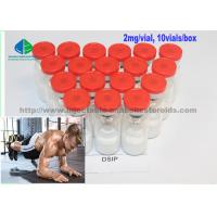 Wholesale Delta Sleep Inducing Human Growth Peptide DSIP Polypeptide Injectable Hormones Powder 2mg/ Vial from china suppliers