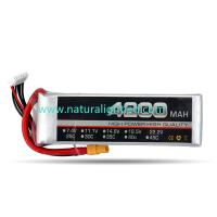 Wholesale 35C 4200mah RC lipo battery for Large fixed-wing, helicopter, car models, electrical and motor within 100A from china suppliers