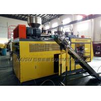 Quality Single Head Plastic Can Making Machine , 30.5KW Hdpe Blow Molding Machine SRB70D-1 for sale
