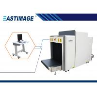 High Resolution computed tomography X Ray Baggage Scanner Equipment