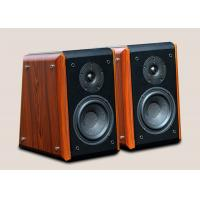 "Wholesale 6.5"" Bass Wood Box Home Cinema Speakers Bookshelf Speaker 20 ~ 150W from china suppliers"