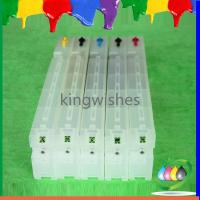 Wholesale wide format refillable ink cartridge for Epson B7070 ink cartridge with chip from china suppliers