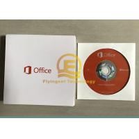 Wholesale Microsoft Office 2016 pRORetail / PKC / OEM Pro 64 Bit DVD , Microsoft Office 2016 Pro Plus from china suppliers