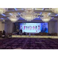 Wholesale P4 Full Color Advertising LED Screens , HD LED Video Display Board Energy Saving from china suppliers