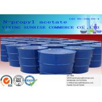 Wholesale N Propyl Acetate Oil Well Drilling Chemicals Colorless Transparent Liquid CAS 109-60-4 from china suppliers