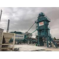 Wholesale Variable Frequency Feeding Belt Mobile Asphalt Batch Mixing Plant 120 Ton Output Mobile from china suppliers