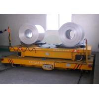 Wholesale Battery powered trolley handling cargo from cartridge to cartridge transfer flat cart from china suppliers