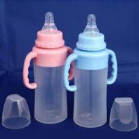 Wholesale Baby's Feeding Bottle, Eco-friendly, Easy to Clean and Heat-resistant, OEM Orders are Accepted from china suppliers