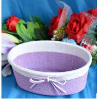 2016 Hot sale Europe Style Paper cloth Basket, storage basket, gift packing, cosmetic packing, household items