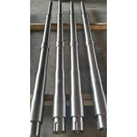 Wholesale A182-F51(UNS S31803,1.4462,SAF 2205)Forged Forging Duplex Stainless Steel Pump Shafts from china suppliers