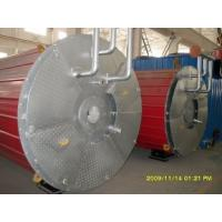China 1400kw gas fired horizontal thermal oil heating boilers efficiency on sale