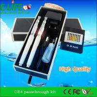 Wholesale Ego CE4 Starter Kit with Passthrough and Bottom USB Charge Various Package Option from china suppliers