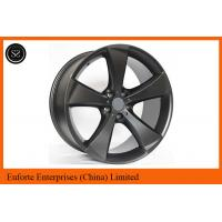 Wholesale 19inch BMW Replica Wheel Matte Black Replica BMW X6 Aluminum Alloy Wheels from china suppliers