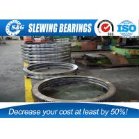 Wholesale Wind Turbines Pitch  Slewing Ring Bearings Raceway Diamete From 100 To 10000mm from china suppliers