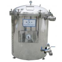 Buy cheap 3KW Chicken Nuggets Processing Line , Power 130 Liter Fryer Cooking Oil Filter from wholesalers