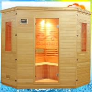 Wholesale Hemlock steam sauna bath GW-ST05-01  from china suppliers