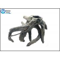 Wholesale Eco-friendly Resin Tree Stump Ornaments For Aquariums Decoration from china suppliers