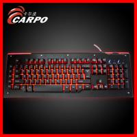 Quality Gaming Series Backlight Mechanical Keyboard with Cherry Switch for sale