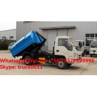 Wholesale HOT SALE! China Forland 4x2 Roll off Garbage trucks, Factory sale good price Forland 4*2 LHD wastes collecting vehicle from china suppliers