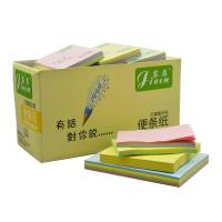 Wholesale Eco-friendly Material Top Quality Logo Printed Stiky Note Pad from china suppliers