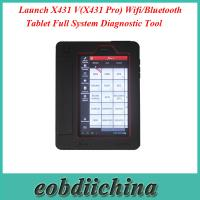 Wholesale Launch X431 V(X431 Pro) Wifi/Bluetooth Tablet Full System Diagnostic Tool Newest Generatio from china suppliers