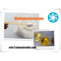 Wholesale Raw Natual Steroids 17-alpha-Methyl Testosterone Powder Methyltestosterone from china suppliers
