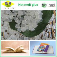 Wholesale EVA Based Hot Melt Adhesive For Book Binding , Paper Binding Glue Granule from china suppliers