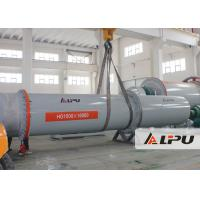 Wholesale HG1.5×15 Energy Saving Industrial Drying Equipment , Sewage Sludge Drying Machine from china suppliers