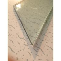 Quality Clear Float Glass with flat polish edge/ Low-iron glass from China supplier for sale