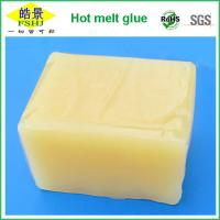 Wholesale White Block Hot Melt Pressure Sensitive Adhesive For Sealing Shoes Edge from china suppliers